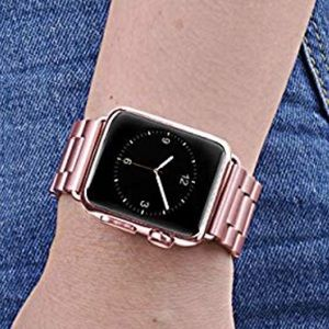 Accessories - Rose gold Apple Watch replacement band NWT